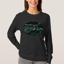 A Wild and Stormy Sea Shirt