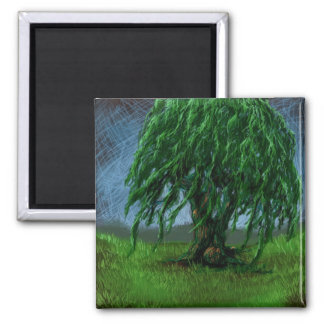 A Willow in a Valley Magnet
