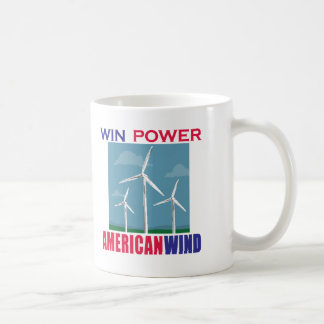 A Wind Win for the USA Coffee Mugs