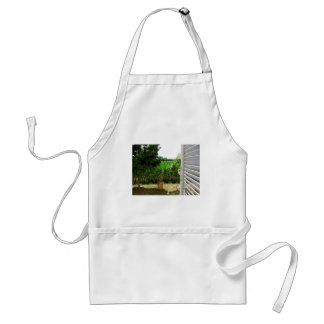 A window on the rural world adult apron
