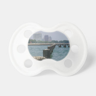 A Windy City Across the Lake Pacifier