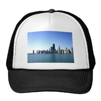 A Windy City Across the Lake Trucker Hat