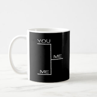 A Winner Is Me Fantasy Sports Bracket Coffee Mug