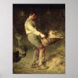 A Winnower, 1866-68 Posters