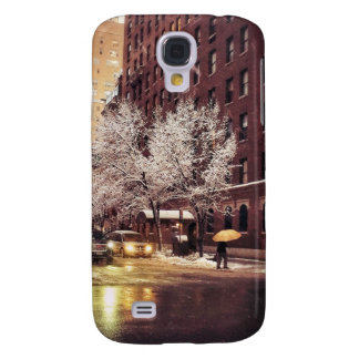 A Winter Crossing Samsung Galaxy S4 Cover