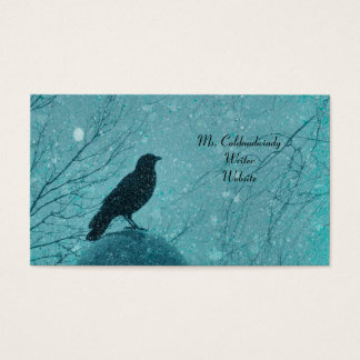 A Winter Dream Business Card