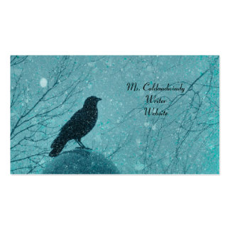 A Winter Dream Double-Sided Standard Business Cards (Pack Of 100)