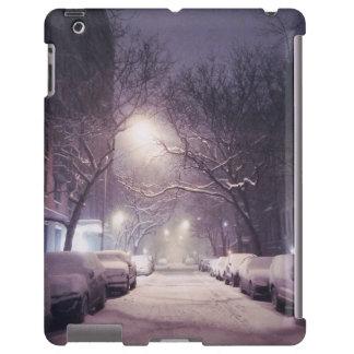 A Winter Glow On The Upper West Side