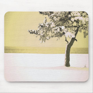 A Winter Moment Mouse Pad