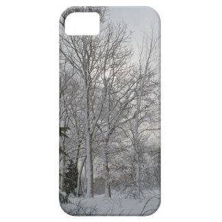 A Winter Morning iPhone SE/5/5s Case