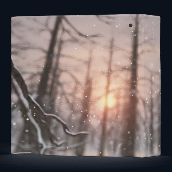 A Winter Night's Dream Binder