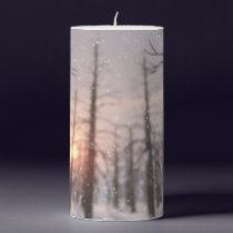 A Winter Night's Dream Candle
