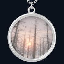 A Winter Night's Dream Necklace