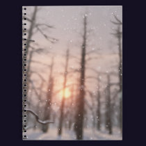 A Winter Night's Dream Notebook