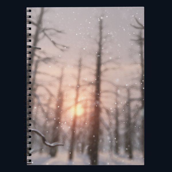 A Winter Night's Dream Notebook