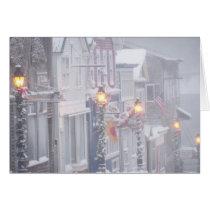 A Winter Scene Card