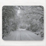 A Winters Day Mousemat Mouse Pad