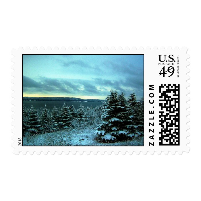 A Winter's Dream Stamp