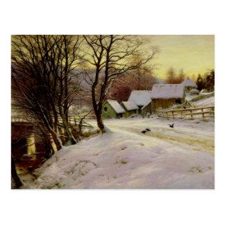 A Winter's Morning Postcard