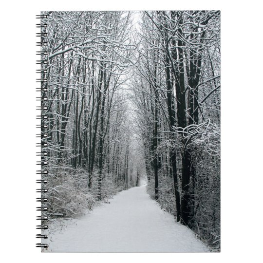 A Winters Path Notebook