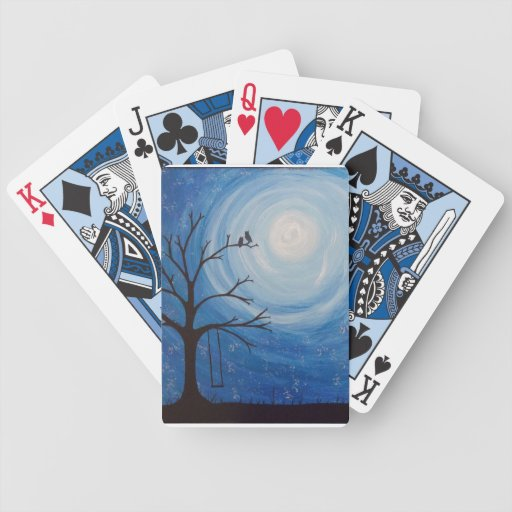 A Wise Choice Bicycle Playing Cards