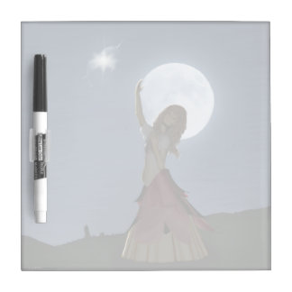 A Wish Come True Dry Erase Board