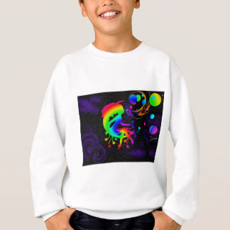 """a wish upon bubbles"" sweatshirt"