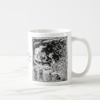 A Witch Brews for Forest Friends Coffee Mug
