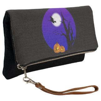 A Witches Moon Clutch