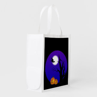 A Witches Moon Grocery Bag