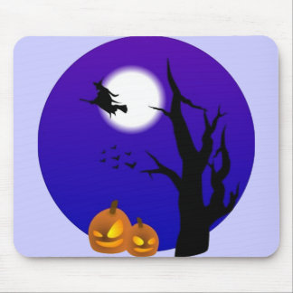 A Witches Moon Mouse Pad