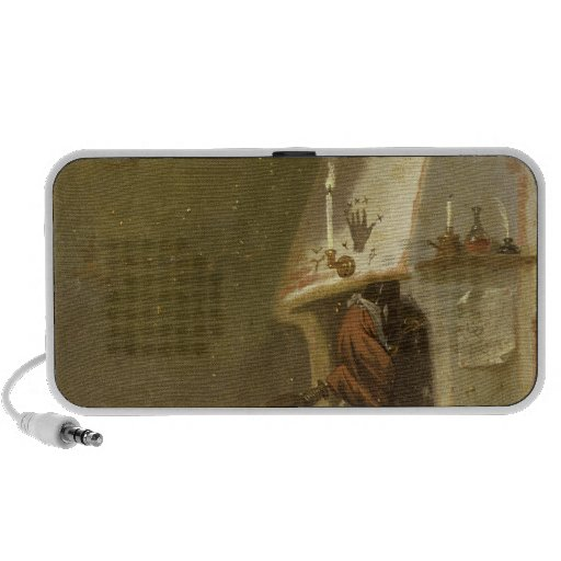 A Witch's Tavern Portable Speaker