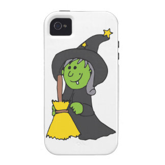 A WITCHY HALLOWEN iPhone 4/4S CASE