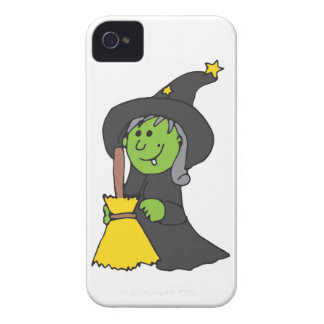 A WITCHY HALLOWEN iPhone 4 CASE