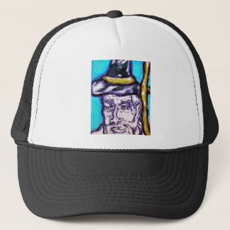 A Wizarding Sort Trucker Hat