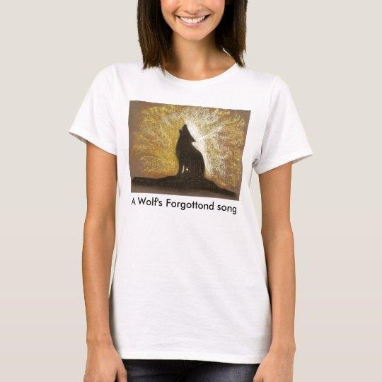 A Wolf's Forgottond song T-Shirt