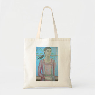 A Woman and a Blackbird are One 2012 Tote Bag