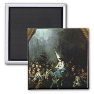 A Woman Damned by The Inquisition Magnet