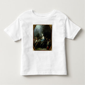 A Woman Damned by The Inquisition T-shirts