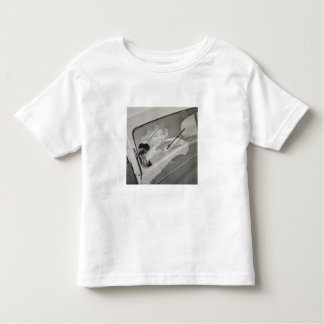 A woman driving, c.1930s (photogravure) toddler t-shirt