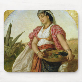A Woman from Algiers, 1871 Mouse Pad