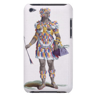A Woman from Honduras, 1780 (coloured engraving) iPod Touch Cases