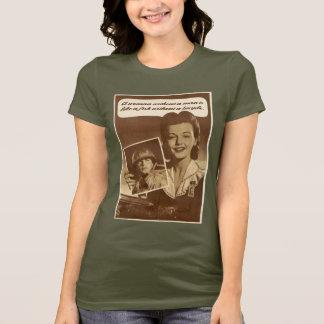 A Woman Without a Man... T-Shirt