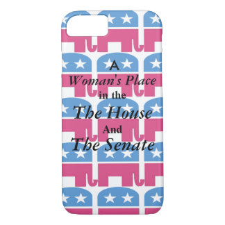 A Woman's Place iPhone 8/7 Case