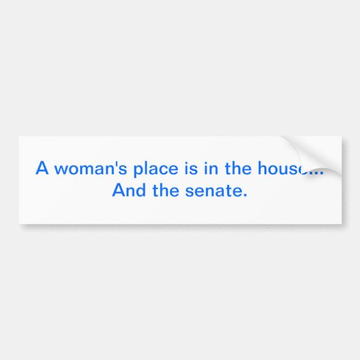 a womans place is in the house essay There was a time when women were just the kitchen keepers and the house keepers short essay on women in modern indian society essay on the place of women in.
