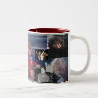 A Womans Work is Never Done Or Is It? Two-Tone Coffee Mug