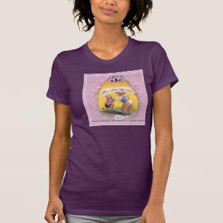 A women's Scorn T-Shirt