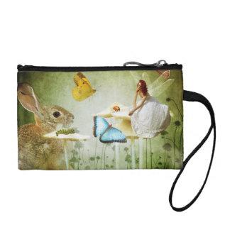 A wonderful dream change purse