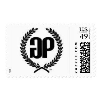 a wonderful looking logo stamps