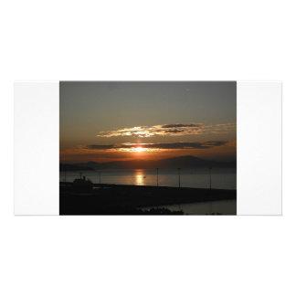 A WONDERFUL SUNRISE PHOTO CARD